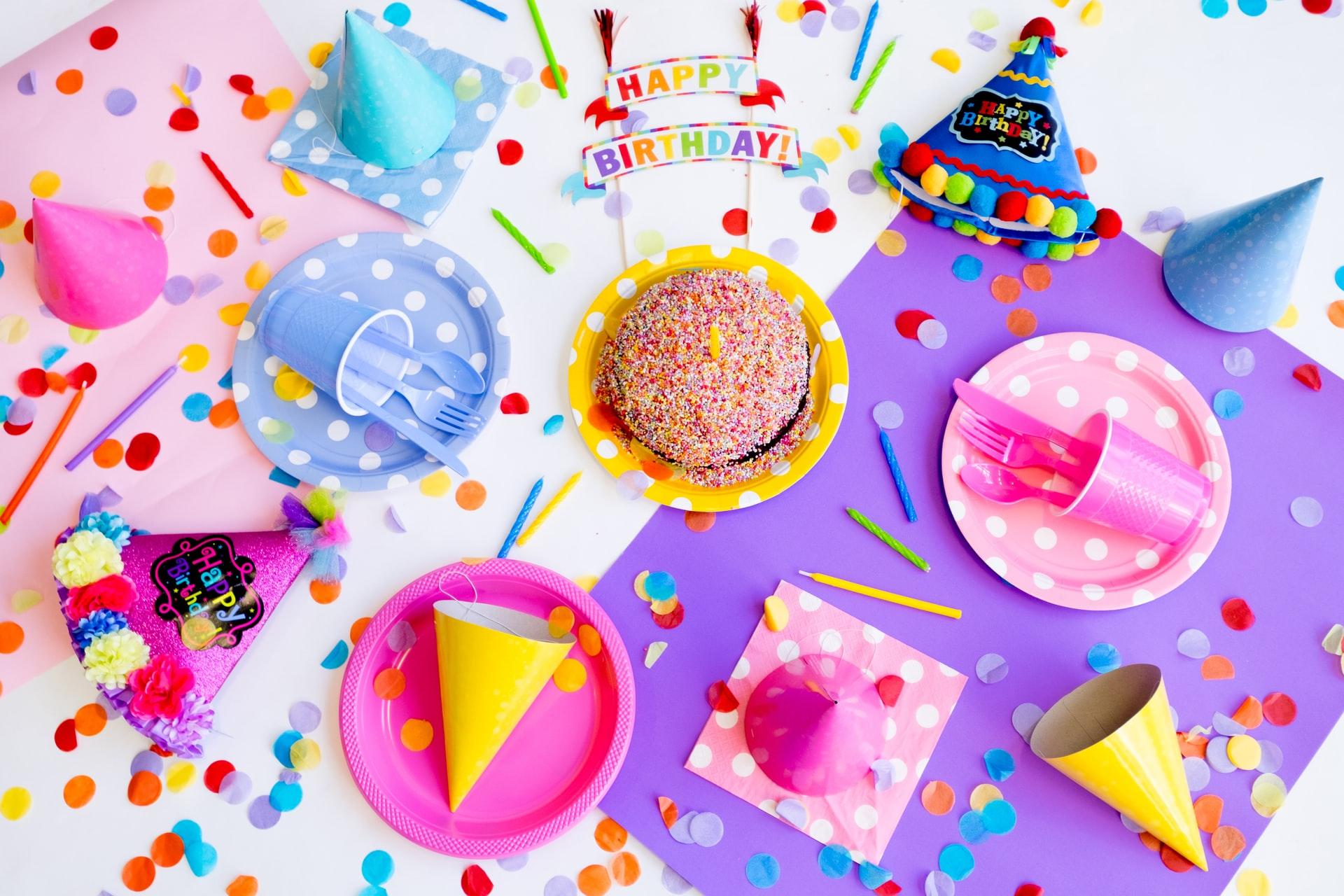 Jak urządzić wymarzone przyjęcie urodzinowe dla dziecka?